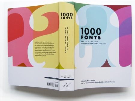 Bok: 1000 fonts